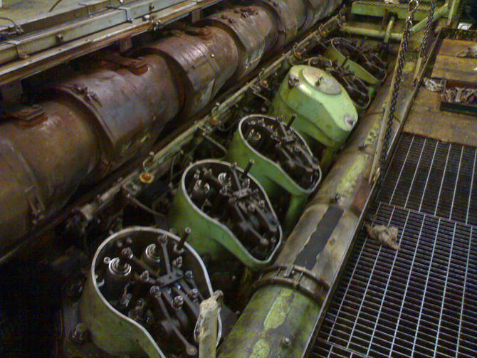 Semt Pielstick Engine Pictures to Pin on Pinterest - PinsDaddy